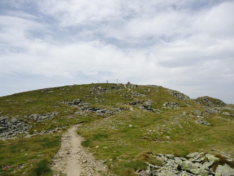 Foto: Günter Siegl / Wander Tour / Rosennock - höchste Erhebung der Kärntner Nockberge (2440m) / 10.08.2013 19:59:33