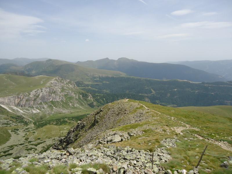 Foto: Günter Siegl / Wander Tour / Rosennock - höchste Erhebung der Kärntner Nockberge (2440m) / 10.08.2013 19:58:51