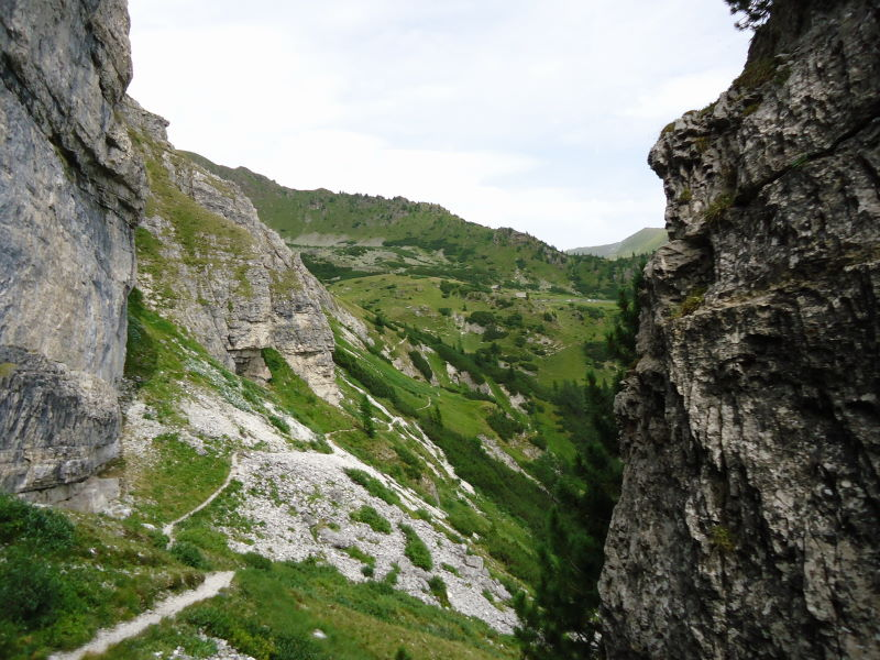 Foto: Günter Siegl / Wander Tour / Rosennock - höchste Erhebung der Kärntner Nockberge (2440m) / 10.08.2013 19:57:57