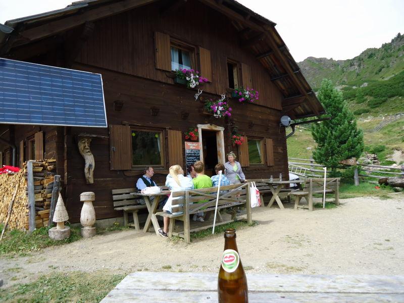 Foto: Günter Siegl / Wander Tour / Rosennock - höchste Erhebung der Kärntner Nockberge (2440m) / 10.08.2013 19:57:39