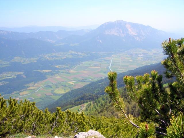 Foto: lacky / Wander Tour / Oisternig - hoch über dem Unteren Gailtal (2052m) / 27.05.2008 18:02:14