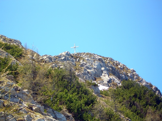Foto: lacky / Wander Tour / Oisternig - hoch über dem Unteren Gailtal (2052m) / Wanderweg 481A über die Ostseite / 27.05.2008 18:03:11