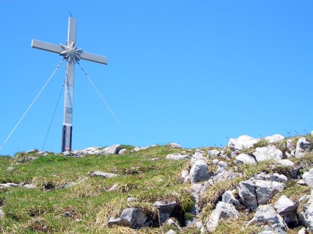 Foto: lacky / Wander Tour / Oisternig - hoch über dem Unteren Gailtal (2052m) / 27.05.2008 18:19:24