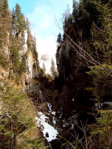 Foto: Andreas Koller / Wander Tour / Gsuchmauer und Stadelfeldschneid - zwei prächtige Aussichtsgipfel im Gesäuse (2116m) / 27.01.2009 19:56:28