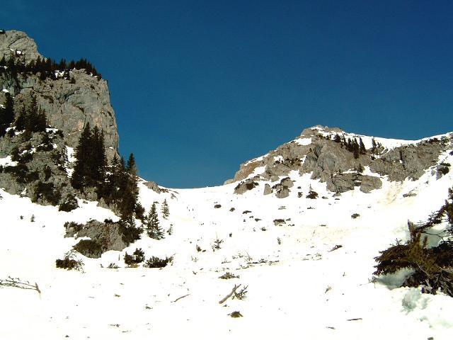 Foto: Andreas Koller / Wander Tour / Gsuchmauer und Stadelfeldschneid - zwei prächtige Aussichtsgipfel im Gesäuse (2116m) / 27.01.2009 19:56:01