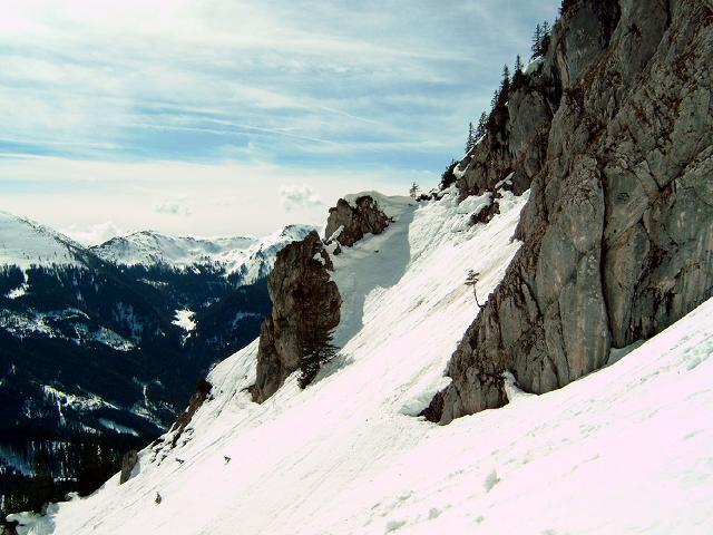Foto: Andreas Koller / Wander Tour / Gsuchmauer und Stadelfeldschneid - zwei prächtige Aussichtsgipfel im Gesäuse (2116m) / 27.01.2009 19:55:56