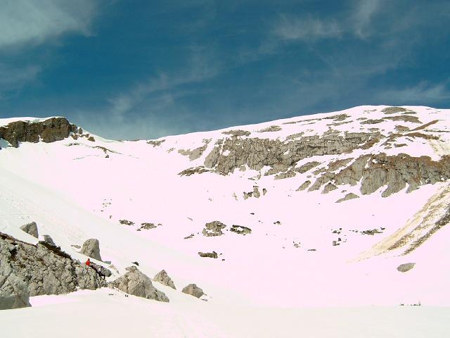 Foto: Andreas Koller / Wander Tour / Gsuchmauer und Stadelfeldschneid - zwei prächtige Aussichtsgipfel im Gesäuse (2116m) / 27.01.2009 19:55:50