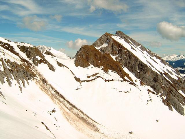 Foto: Andreas Koller / Wander Tour / Gsuchmauer und Stadelfeldschneid - zwei prächtige Aussichtsgipfel im Gesäuse (2116m) / 27.01.2009 19:55:39
