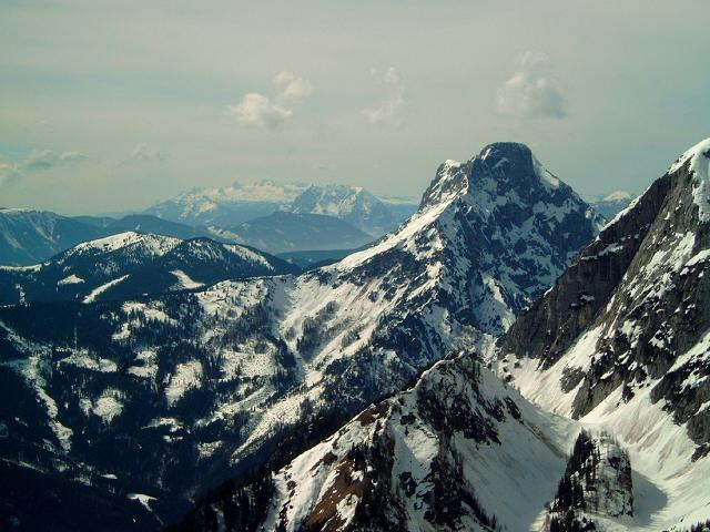 Foto: Andreas Koller / Wander Tour / Gsuchmauer und Stadelfeldschneid - zwei prächtige Aussichtsgipfel im Gesäuse (2116m) / 27.01.2009 19:55:31