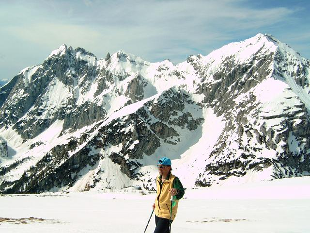 Foto: Andreas Koller / Wander Tour / Gsuchmauer und Stadelfeldschneid - zwei prächtige Aussichtsgipfel im Gesäuse (2116m) / 27.01.2009 19:55:18