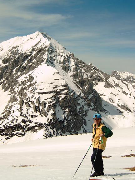 Foto: Andreas Koller / Wander Tour / Gsuchmauer und Stadelfeldschneid - zwei prächtige Aussichtsgipfel im Gesäuse (2116m) / 27.01.2009 19:55:12