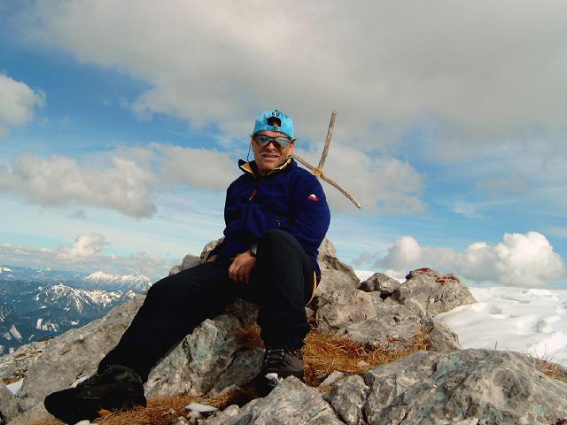 Foto: Andreas Koller / Wander Tour / Gsuchmauer und Stadelfeldschneid - zwei prächtige Aussichtsgipfel im Gesäuse (2116m) / 27.01.2009 19:55:05