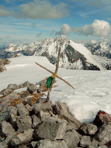 Foto: Andreas Koller / Wander Tour / Gsuchmauer und Stadelfeldschneid - zwei prächtige Aussichtsgipfel im Gesäuse (2116m) / 27.01.2009 19:54:59