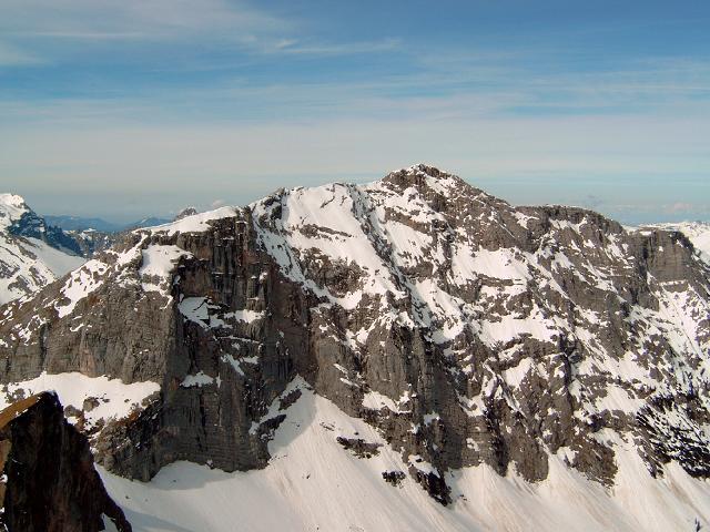 Foto: Andreas Koller / Wander Tour / Gsuchmauer und Stadelfeldschneid - zwei prächtige Aussichtsgipfel im Gesäuse (2116m) / 27.01.2009 19:54:52