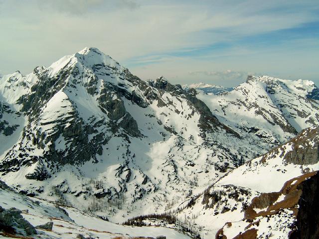 Foto: Andreas Koller / Wander Tour / Gsuchmauer und Stadelfeldschneid - zwei prächtige Aussichtsgipfel im Gesäuse (2116m) / 27.01.2009 19:54:45