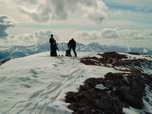 Foto: Andreas Koller / Wander Tour / Gsuchmauer und Stadelfeldschneid - zwei prächtige Aussichtsgipfel im Gesäuse (2116m) / 27.01.2009 19:54:31