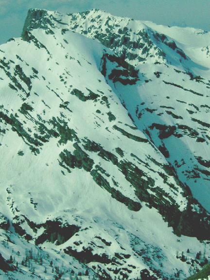 Foto: Andreas Koller / Wander Tour / Gsuchmauer und Stadelfeldschneid - zwei prächtige Aussichtsgipfel im Gesäuse (2116m) / 27.01.2009 19:54:23