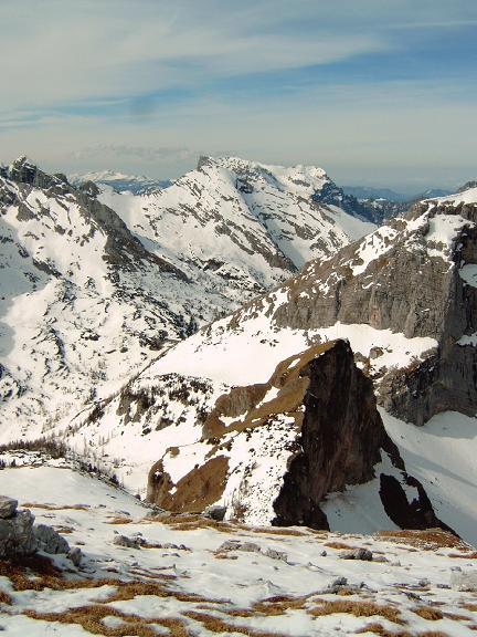 Foto: Andreas Koller / Wander Tour / Gsuchmauer und Stadelfeldschneid - zwei prächtige Aussichtsgipfel im Gesäuse (2116m) / 27.01.2009 19:54:16
