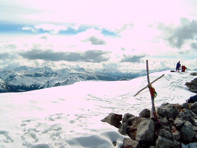 Foto: Andreas Koller / Wander Tour / Gsuchmauer und Stadelfeldschneid - zwei prächtige Aussichtsgipfel im Gesäuse (2116m) / 27.01.2009 19:54:09