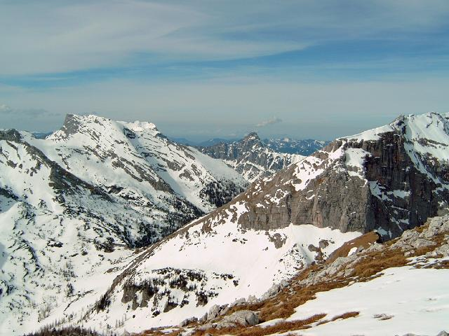 Foto: Andreas Koller / Wander Tour / Gsuchmauer und Stadelfeldschneid - zwei prächtige Aussichtsgipfel im Gesäuse (2116m) / 27.01.2009 19:54:00