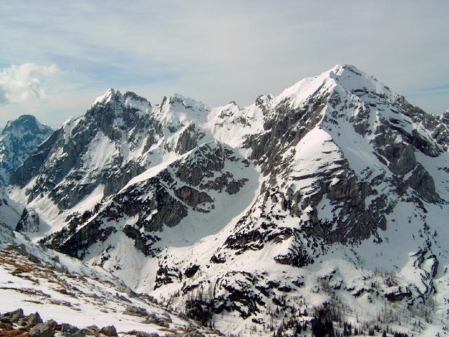 Foto: Andreas Koller / Wander Tour / Gsuchmauer und Stadelfeldschneid - zwei prächtige Aussichtsgipfel im Gesäuse (2116m) / 27.01.2009 19:53:53