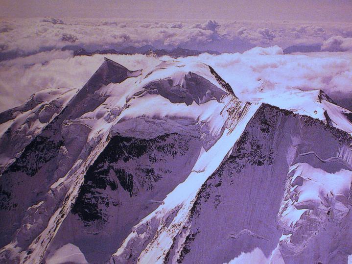 Foto: Andreas Koller / Wander Tour / Piz Palü - Eisriese in der Berninagruppe (3905 m) / 04.02.2010 03:19:37