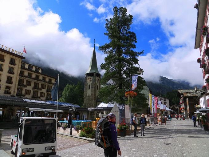 Foto: Andreas Koller / Wander Tour / Vom Kleinen Matterhorn auf das Breithorn Westgipfel (4164 m) / Zermatt / 23.09.2015 01:51:57
