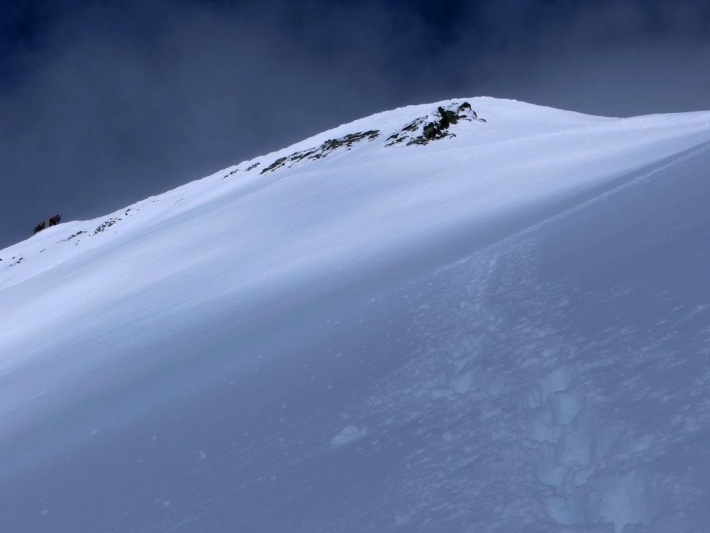 Foto: Andreas Koller / Wander Tour / Vom Kleinen Matterhorn auf das Breithorn Westgipfel (4164 m) / 23.09.2015 01:48:47