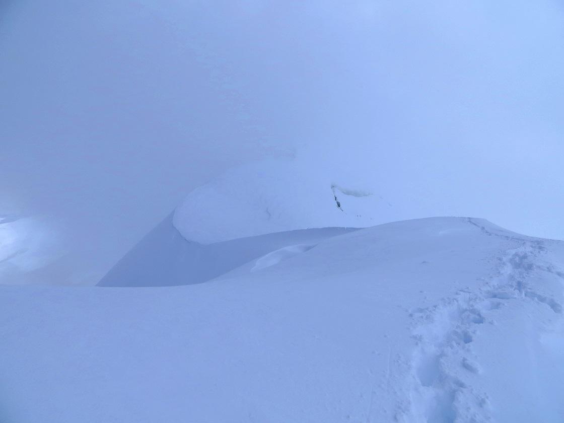 Foto: Andreas Koller / Wander Tour / Vom Kleinen Matterhorn auf das Breithorn Westgipfel (4164 m) / 23.09.2015 01:48:33