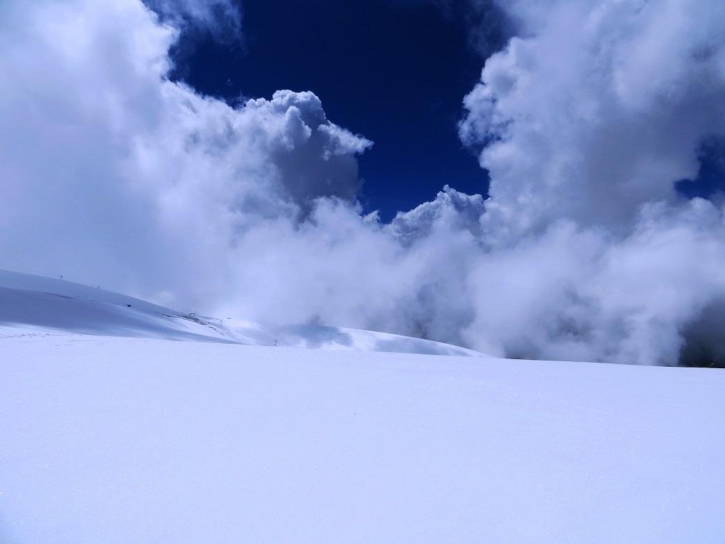 Foto: Andreas Koller / Wander Tour / Vom Kleinen Matterhorn auf das Breithorn Westgipfel (4164 m) / 23.09.2015 01:44:56