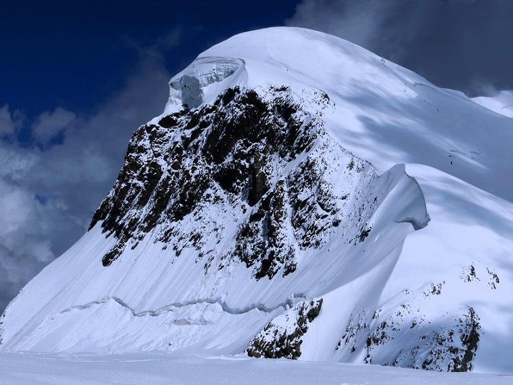 Foto: Andreas Koller / Wander Tour / Vom Kleinen Matterhorn auf das Breithorn Westgipfel (4164 m) / Walliser Breithorn Westgipfel / 23.09.2015 01:44:41