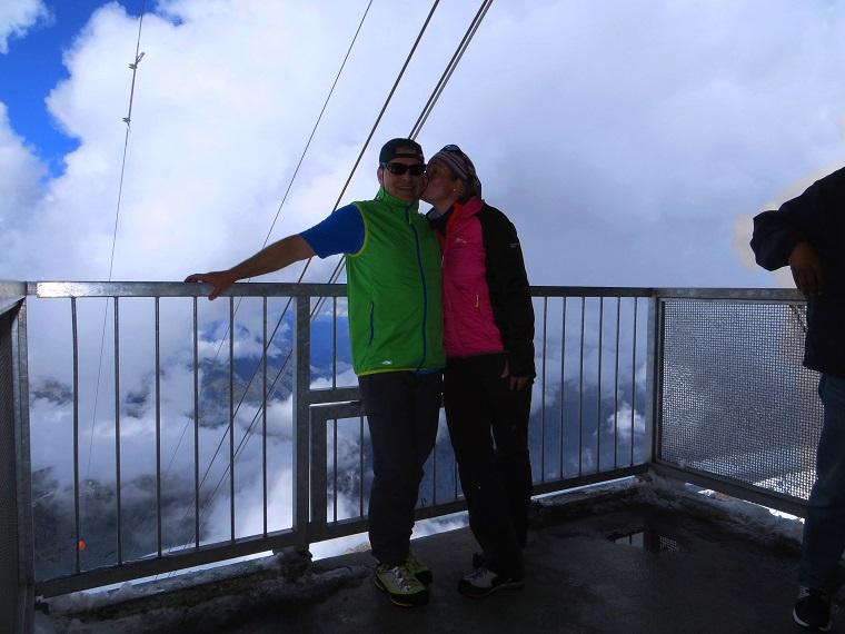 Foto: Andreas Koller / Wander Tour / Vom Kleinen Matterhorn auf das Breithorn Westgipfel (4164 m) / 23.09.2015 01:43:58