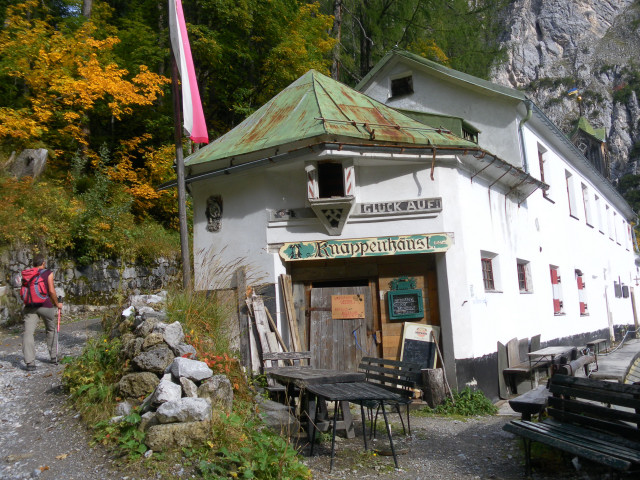 Foto: Wolfgang Lauschensky / Wander Tour / Lattenspitze - Pfeiser Spitze / Knappenhaus / 01.10.2013 15:15:05