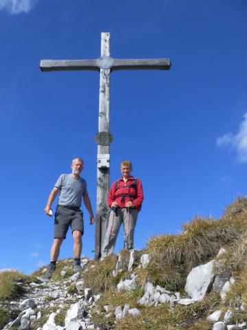 Foto: Wolfgang Lauschensky / Wander Tour / Lattenspitze - Pfeiser Spitze / Lattenspitze / 01.10.2013 15:13:24