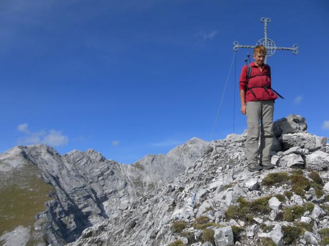 Foto: Wolfgang Lauschensky / Wander Tour / Lattenspitze - Pfeiser Spitze / Pfeiserspitze / 01.10.2013 15:12:16