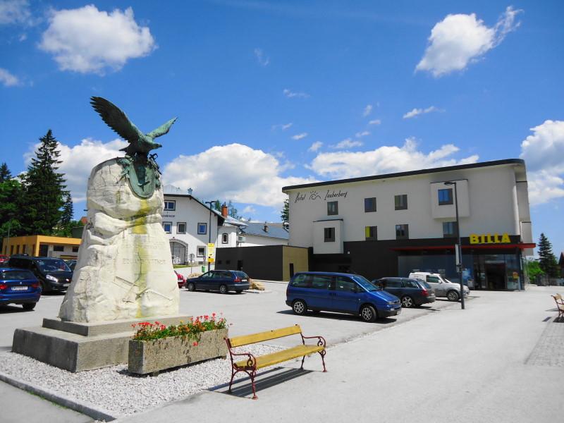 Foto: Günter Siegl / Wander Tour / Von Mürzzuschlag über die Kampalpe auf den Semmering / Semmering / 10.06.2015 14:47:33