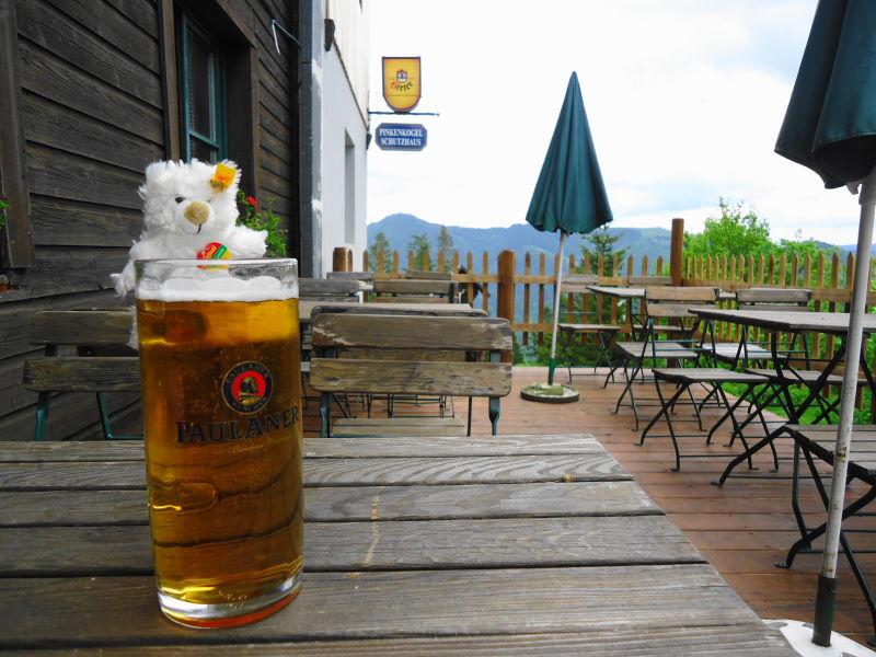 Foto: Günter Siegl / Wander Tour / Von Mürzzuschlag über die Kampalpe auf den Semmering / Pinkenkogel Schutzhaus / 10.06.2015 14:47:54