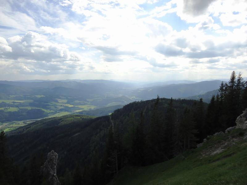 Foto: Günter Siegl / Wandertour / Von Mürzzuschlag über die Kampalpe auf den Semmering / Mürztal / 10.06.2015 14:51:20
