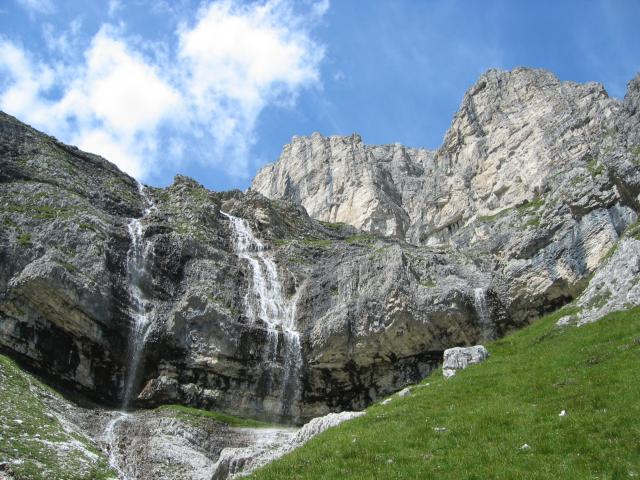 Foto: pepi4813 / Wander Tour / Schwarze Wand - Pflerscher Höhenweg / Am Pflerscher Höhenweg / 18.07.2009 19:56:14
