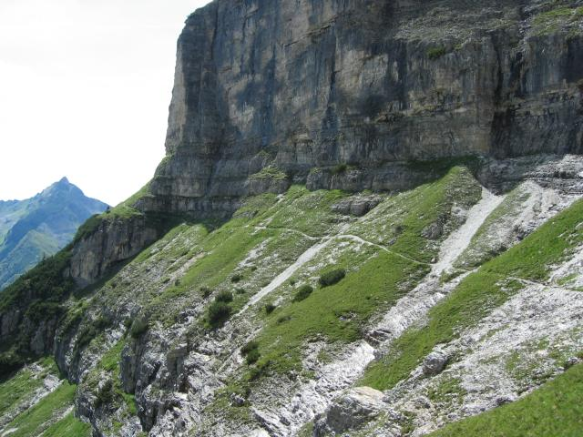 Foto: pepi4813 / Wander Tour / Schwarze Wand - Pflerscher Höhenweg / Am Pflerscher Höhenweg / 18.07.2009 19:56:53