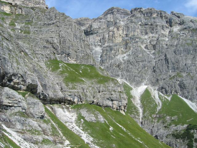 Foto: pepi4813 / Wander Tour / Schwarze Wand - Pflerscher Höhenweg / Am Pflerscher Höhenweg / 18.07.2009 19:57:09