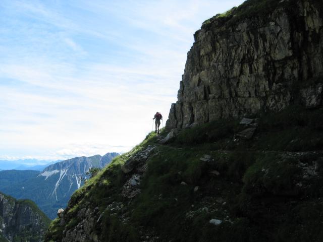 Foto: pepi4813 / Wandertour / Schwarze Wand - Pflerscher Höhenweg / Am Pflerscher Höhenweg / 18.07.2009 19:57:48
