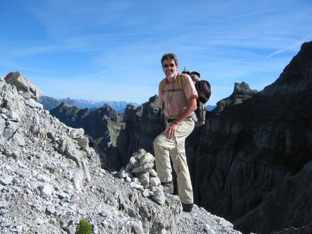 Foto: pepi4813 / Wander Tour / Vom Gschnitztal auf den Gschnitzer Tribulaun / Aufstieg zum Gschnitzer Tribulaun / 18.07.2009 19:17:25