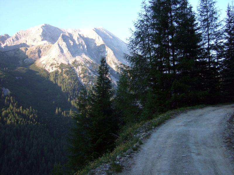 Foto: Ingo Gräber / Wander Tour / Aus dem Riedingtal im Lungau auf das Mosermandl (2680 m) / Weißeck / 05.10.2013 17:57:42