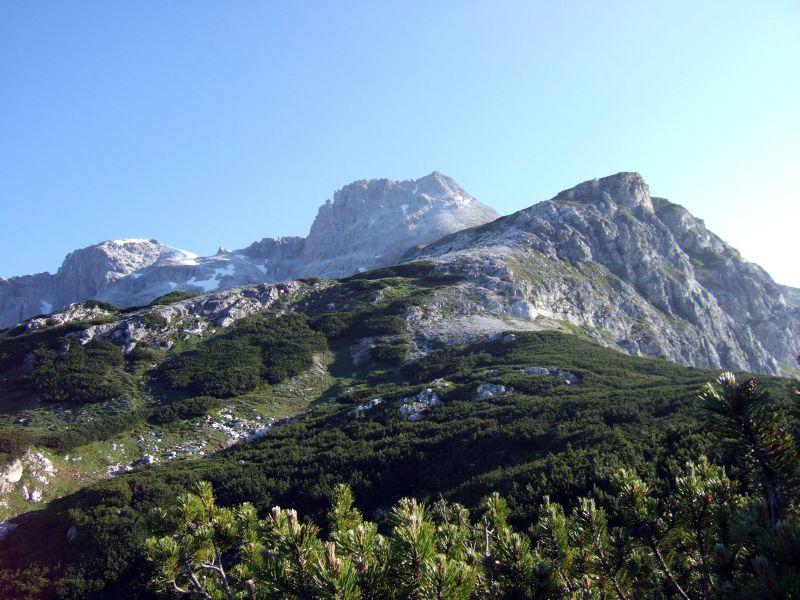 Foto: Ingo Gräber / Wander Tour / Aus dem Riedingtal im Lungau auf das Mosermandl (2680 m) / Südrücken / 05.10.2013 17:53:50
