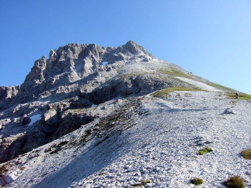 Foto: Ingo Gräber / Wander Tour / Aus dem Riedingtal im Lungau auf das Mosermandl (2680 m) / Südrücken / 05.10.2013 17:53:20