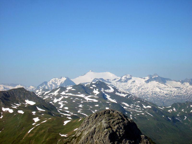 Foto: Ingo Gräber / Wander Tour / Aus dem Riedingtal im Lungau auf das Mosermandl (2680 m) / Ankogel / 05.10.2013 17:52:52