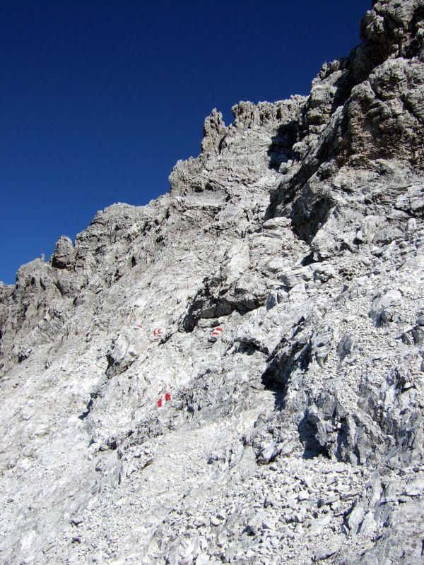 Foto: Ingo Gräber / Wander Tour / Aus dem Riedingtal im Lungau auf das Mosermandl (2680 m) / Die letzten Aufstiegsmeter / 05.10.2013 17:51:29