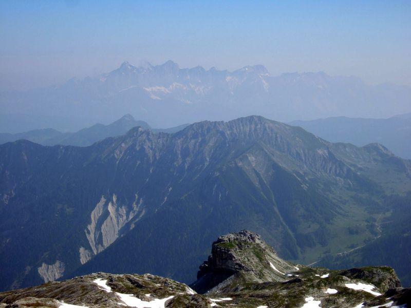 Foto: Ingo Gräber / Wander Tour / Aus dem Riedingtal im Lungau auf das Mosermandl (2680 m) / Hoher Dachstein / 05.10.2013 17:51:01