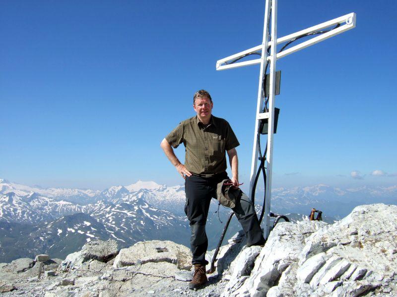 Foto: Ingo Gräber / Wander Tour / Aus dem Riedingtal im Lungau auf das Mosermandl (2680 m) / Mosermandl / 05.10.2013 17:50:42